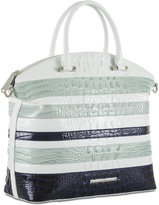 Brahmin Duxbury Vineyard Large Satchel