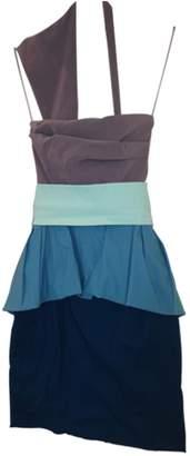Preen Blue Dress for Women