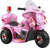Resort Living Kenley Kids Ride-On Motorbike, Pink