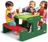 Little Tikes Junior Picnic Table - Evergreen