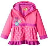 Western Chief Flower Cutie Rain Coat Girl's Coat