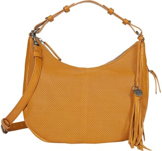 Lucky Brand Lucky Ebon Perforated Shoulder
