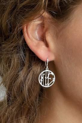Pilgrim Lucia Silver-Plated Earrings