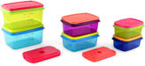 Fit & Fresh FIT AND FRESH 14-pc. Soft Touch Container Set