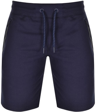 Superdry Collective Sweat Shorts Navy