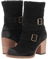 Charles by Charles David Laguna (Black Suede) - Footwear