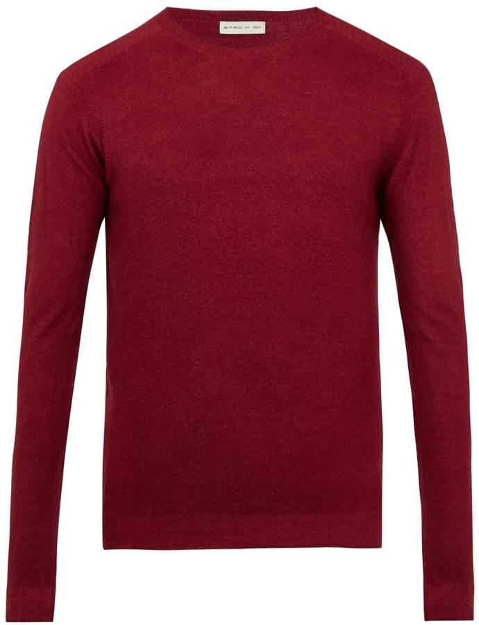 Etro Crew-neck wool sweater