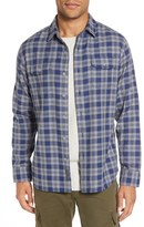 Grayers Men's Lennon Regular Fit Plaid Flannel Sport Shirt