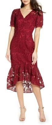 Chi Chi London Kylo Lace Mermaid Dress