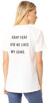 A Gold E AGOLDE x A$AP Ferg Graphic Unisex Tee