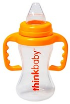 Thinkbaby Sippy Cup Orange Sorbet