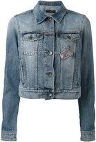 Dolce & Gabbana denim jacket - women - Cotton - 42