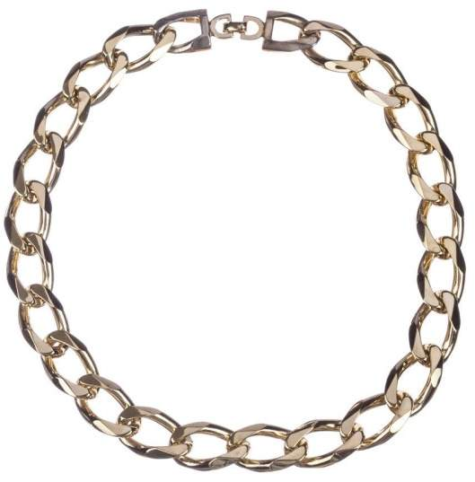 Christian Dior Chain Link Necklace