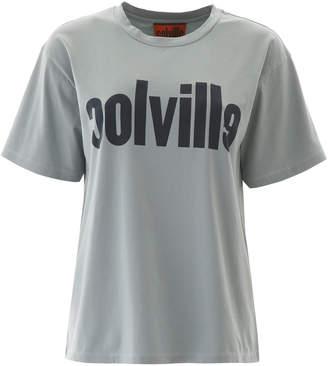 Colville Logo Print T-shirt