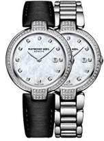 Raymond Weil Women's Swiss Quartz Stainless Steel Casual Watch, Color:Silver-Toned (Model: 1600-SCS-97081)