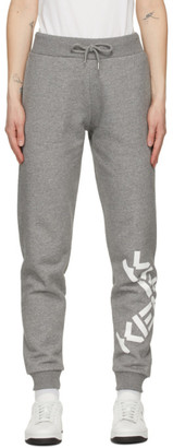Kenzo Grey Sport Big X Lounge Pants