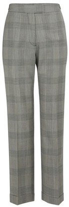Officine Generale Vera checkered pants