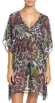 Tommy Bahama Women's Lively Leaves Cover-Up Tunic