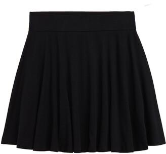 1901 Kids' Ali Skater Stretch Cotton Blend Skirt