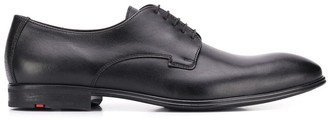Lloyd pointed toe Derby shoes