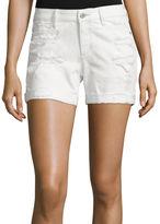 Arizona Low-Rise Boyfriend Fit Denim Shorts