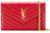 Saint Laurent envelope chain crossbody bag