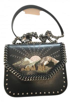 Stella McCartney Falabella Box Black Synthetic Handbags