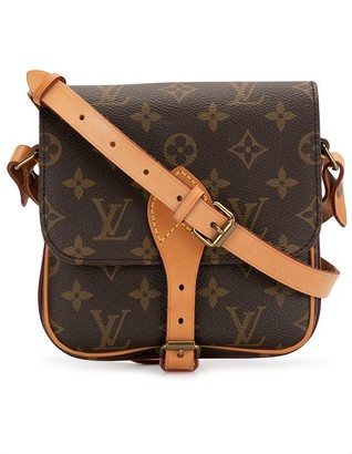 Louis Vuitton 1993 pre-owned Cartouchiere PM crossbody bag