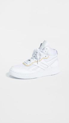 Reebok x Victoria Beckham Dual Court Mid II VB Sneakers