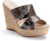 JLO by Jennifer Lopez Suri Women's Espadrille Wedge Sandals