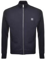 BOSS ORANGE Zissou Sweatshirt Blue