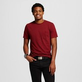 Mossimo Men's Crew Neck T-Shirt Red
