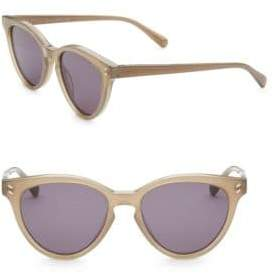Stella McCartney 50MM Round Sunglasses