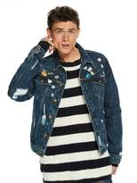 Scotch & Soda Denim Jacket - Souvenir Blauw