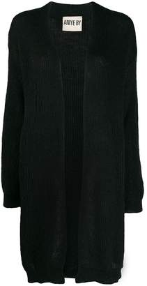 Aniye By open front knit cardigan