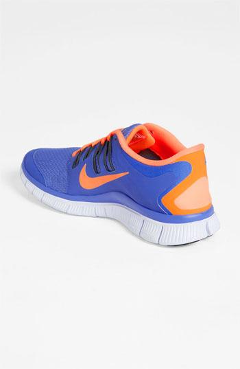 Nike 'Free 5.0' Running Shoe (Women)