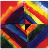STUDY Trademark Fine Art 35 in. x 35 in. Color Canvas Art