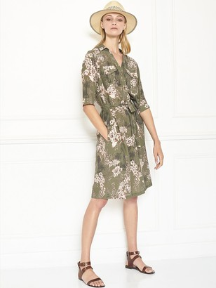 MKT Studio Rulini Dress In Khaki - L