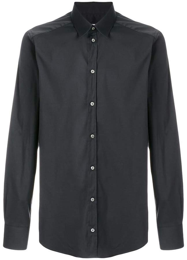 Bagutta slim-fit shirt