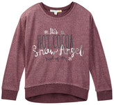 C&C California Drop Shoulder Sweatshirt (Big Girls)