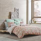 Bed Bath & Beyond Under The Canopy® Adventurer Organic Cotton European Pillow Sham in Rose