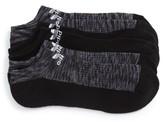 adidas Men's 3-Pack Space Dye Low Top Socks