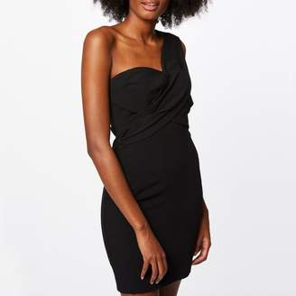 Morgan Asymmetric One Shoulder Dress