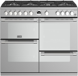 Stoves Sterling Deluxe S1000G Conventional Gas Oven & Electric Grill Range Cooker
