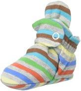 Zutano Stellar Stripe Footie (Baby) - Multi - Newborn