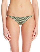 Tori Praver Women's Lahaina Minimal Coverage Bikini Bottom