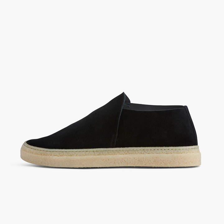 James Perse VENICE SUEDE SLIP-ON - MENS