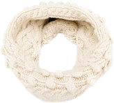 Pringle cable knit snood