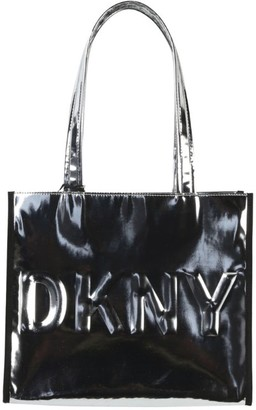 DKNY Mirrored Shopping Bag