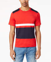 Sean John Men's Pieced Colorblocked T-Shirt, Created for Macy's